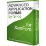 Advanced Application Forms for XenForo 1.x