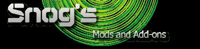 Snog's XenForo Mods & Add-ons